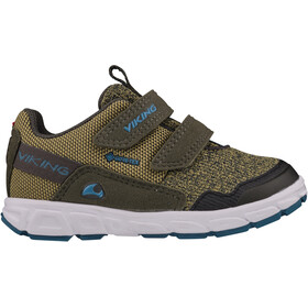 Viking Footwear Rindal GTX Shoes Kids huntinggreen/olive